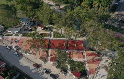 Espacios de convivencia ciudadana se inauguran en Santa Rosa de Copán