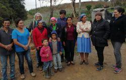 Mujeres indígenas Lencas y campesinas se fortalecen para la exigibilidad de sus derechos