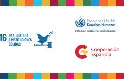 Cooperación Española apoya la protección de las personas defensoras de los derechos humanos en Honduras